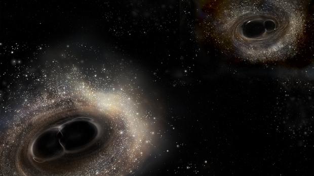 LIGO detecta ondas gravitacionales de otra fusión de dos agujeros negros |  CPAN - Centro Nacional de Física de Partículas, Astropartículas y Nuclear