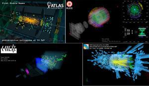 Los últimos resultados del LHC se presentan en Viena | CPAN ...